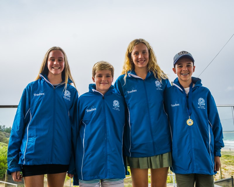 Congratulations to the new Elouera Nipper Captains and Vice Captains